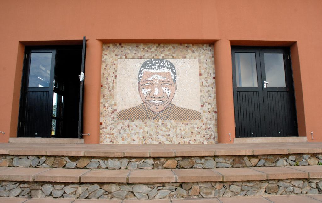 Qunu, Eastern Cape province: The Nelson Mandela Museum