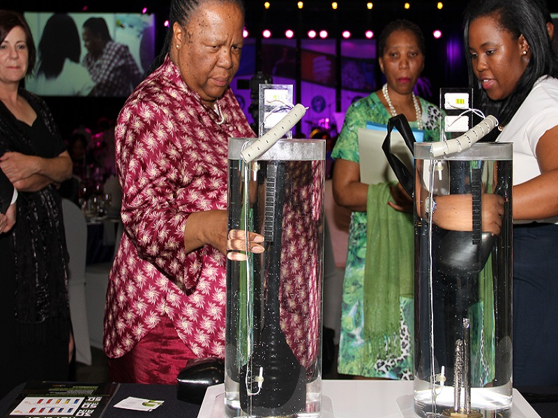cleantech awards women hot spot geysers