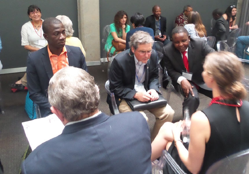 giving, global summit on community philanthropy, johannesburg,
