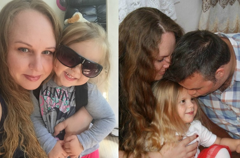 #CarseatFullstop mother Mandy Lee Miller blogger