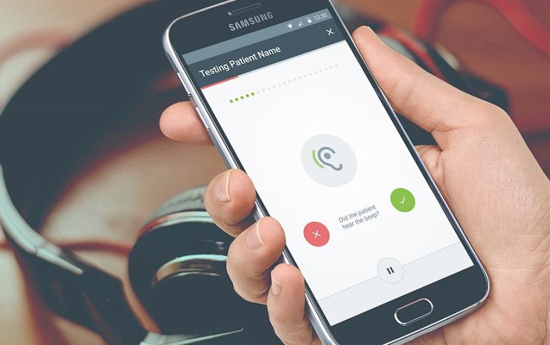 smartphone hearing app