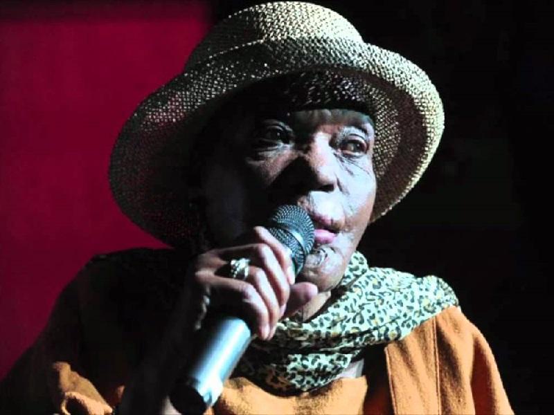Thandi Klaasen, rest in peace, South African jazz singer, dead, Sophiatown, King Kong