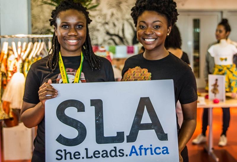 She Leads Africa Afua Osei