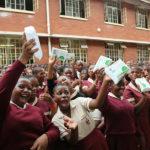 Free sanitary pads in KZN