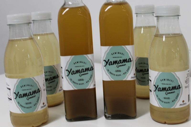 yamama gemmer ginger bottles