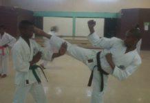Monwabisi Njomba, Khayelitsha, karate, community