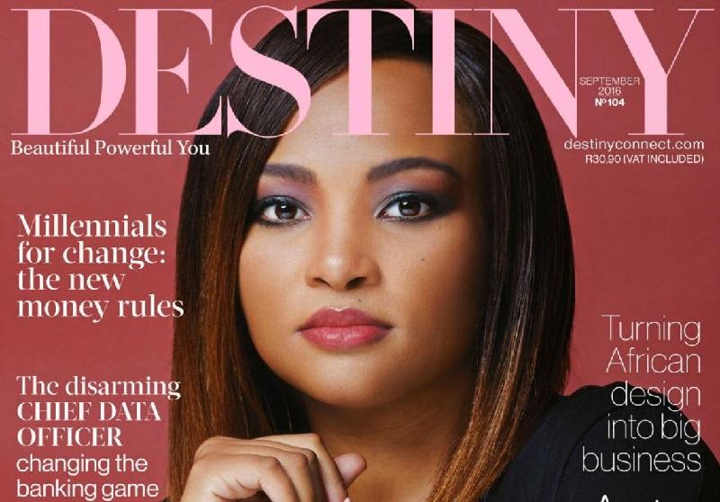 Ndalo Media, Elle magazine, publishing,