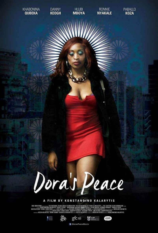 film, Khabonina Qubeka, Dora's Peace, award, health, fitness, Boston International Film Festival, Kosta Kalarytis, Helen Kuun, Dumi Gumbi