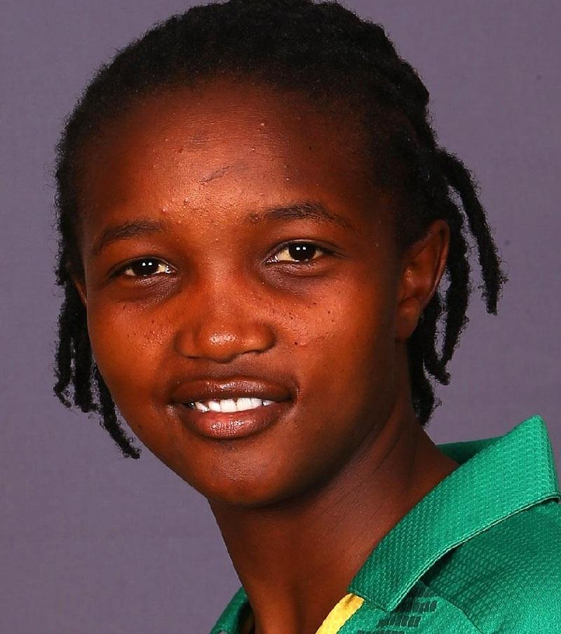 Ayabonga Khaka, cricket, women's cricket, World Cup, Sport, Proteas, Dane van Niekerk