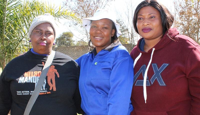 Mandela Day Rabie Ridge saps