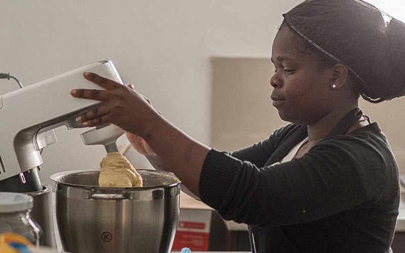 Ukama Kitchen Incubator training
