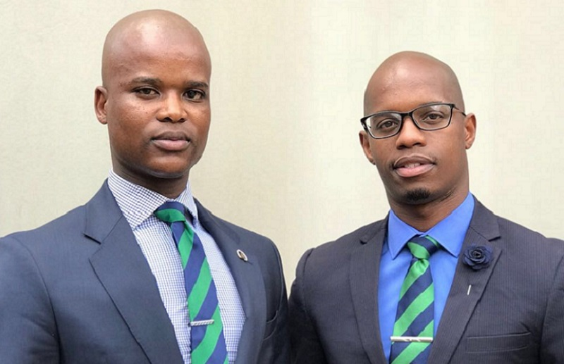 website career paths Thabiso Ramabida and Nimrod Dube