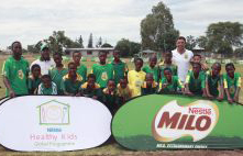 Nestlé's Milo brand is getting behind football in South Africa by supporting its development in schools