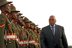 President Jacob Zuma will be travelling to the United Kingdom at the invitation of the Queen Elizabeth II