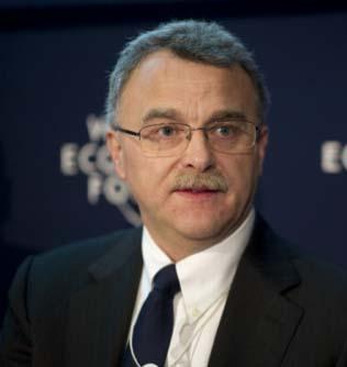 Julian Roberts, Old Mutual CEO