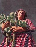 Myself with plants by Susan Grundlingh