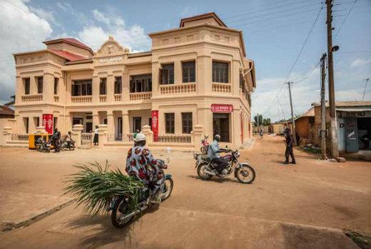 Zinsou Foundation article edited